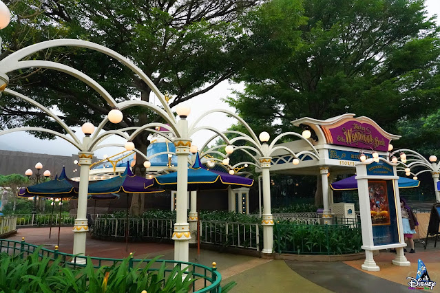 HKDL「粉飾」工程記錄(2021年4月 上旬至中旬號), Hong-Kong-Disneyland- Refurbishment-Updates-Early-and-Mid-March-2021