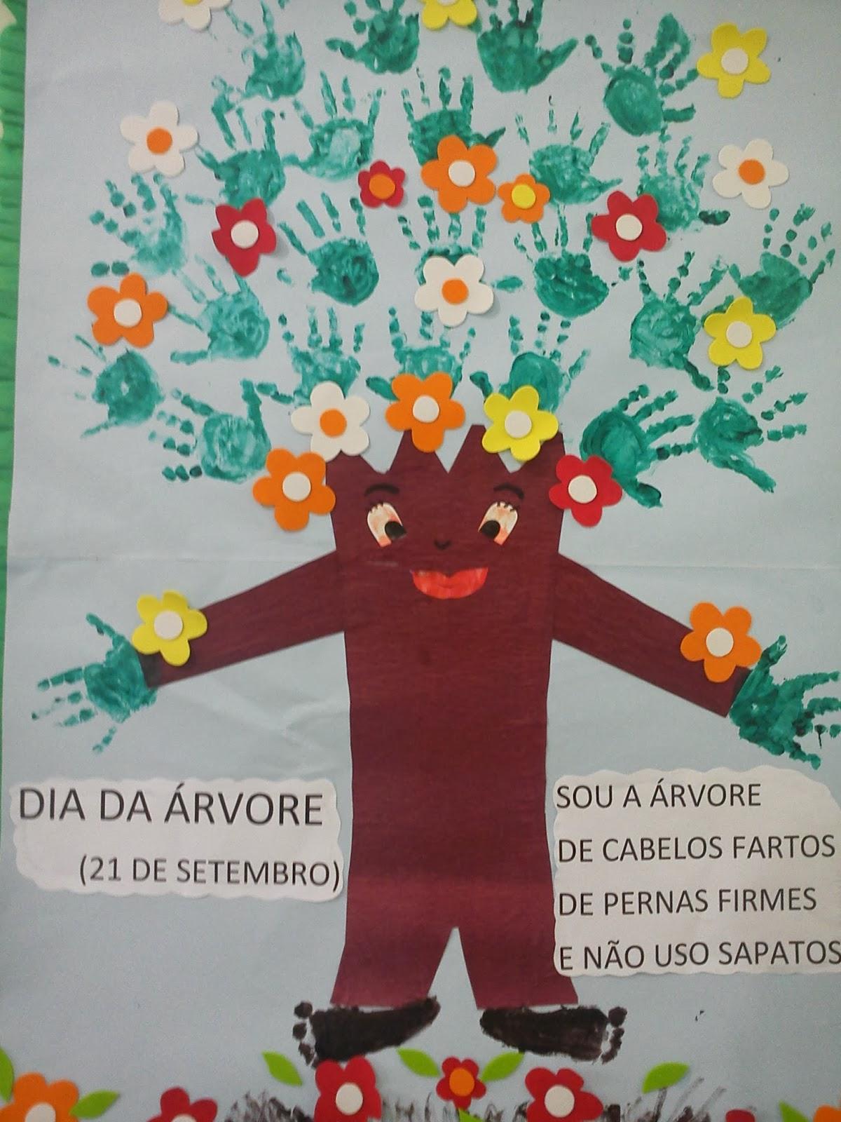 Famosos Profª: Ivani Ferreira: Plano de aula para o Dia da Árvore MW27