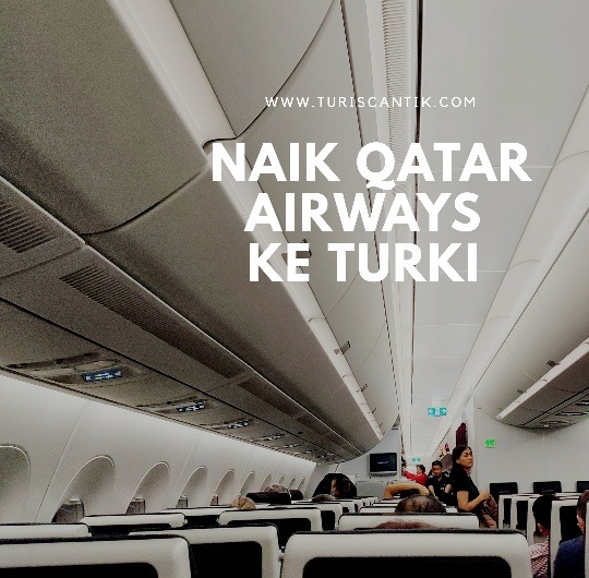 pengalaman naik qatar airways