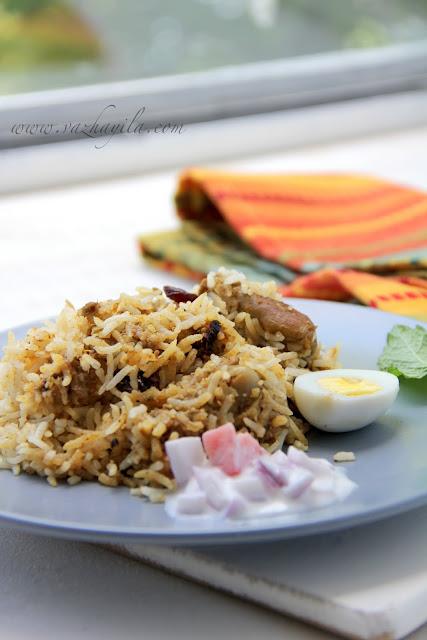 Chicken biryani kerala muslim style - photo#52