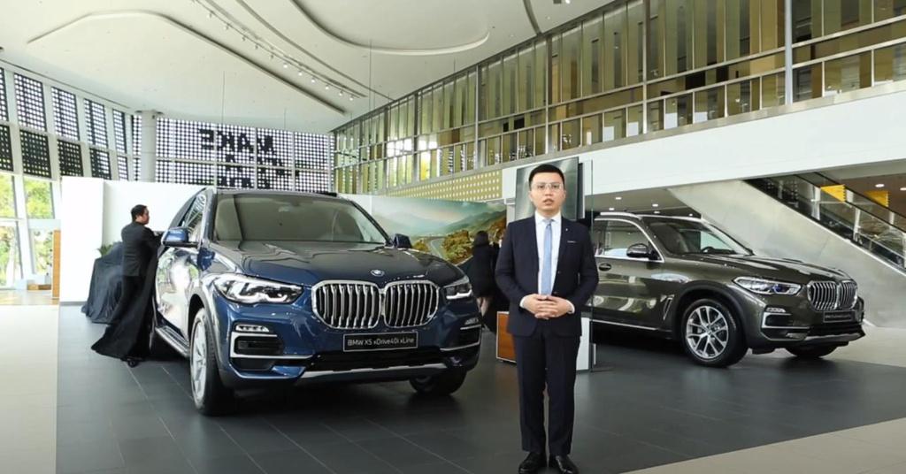 BMW ra mắt 5 dòng xe mới tại Việt Nam, từ 1,8 tới 6,3 tỷ đồng