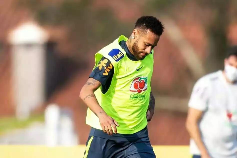 neymar jr recovery update against bolivia