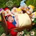 Fotógrafa de Campinas faz ensaio newborn inspirado nas princesas Disney e o resultado é encantador