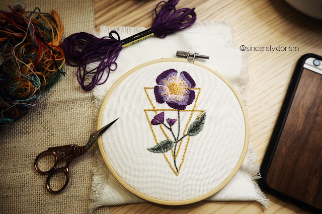 Cecelia Rose Stitching Along: your results!