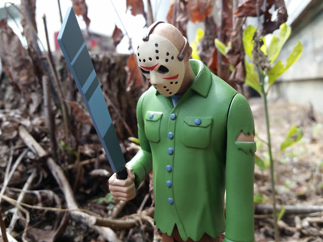 NECA Toony Terrors Friday the 13th Jason Voorhees Action Figure