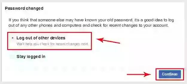 facebook password bhul jaye to kya kare