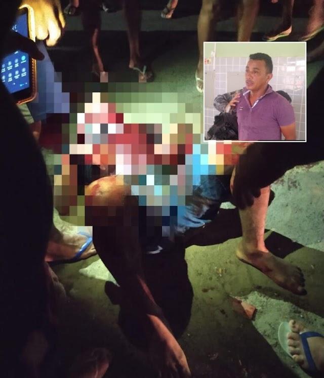 Vingança: Homem é executado a tiros no Bairro Cariri em Campo Maior
