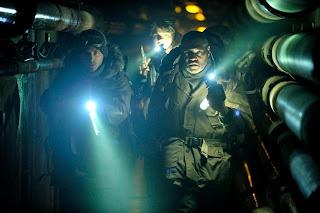 The Colony 2013 sci-fi horror movie