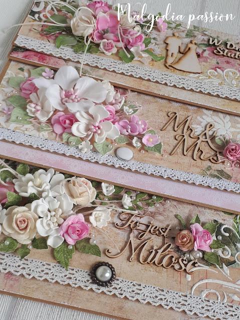 Ślubne kopertówki eco