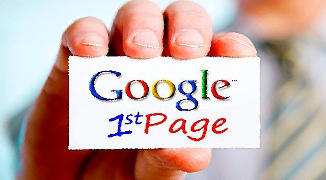 Top Ranking on Google Page 1 It's easy, but how?