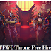 FFWC Throne Free Fire || FFWC throne bermuda ini Informasi Selengkapnya