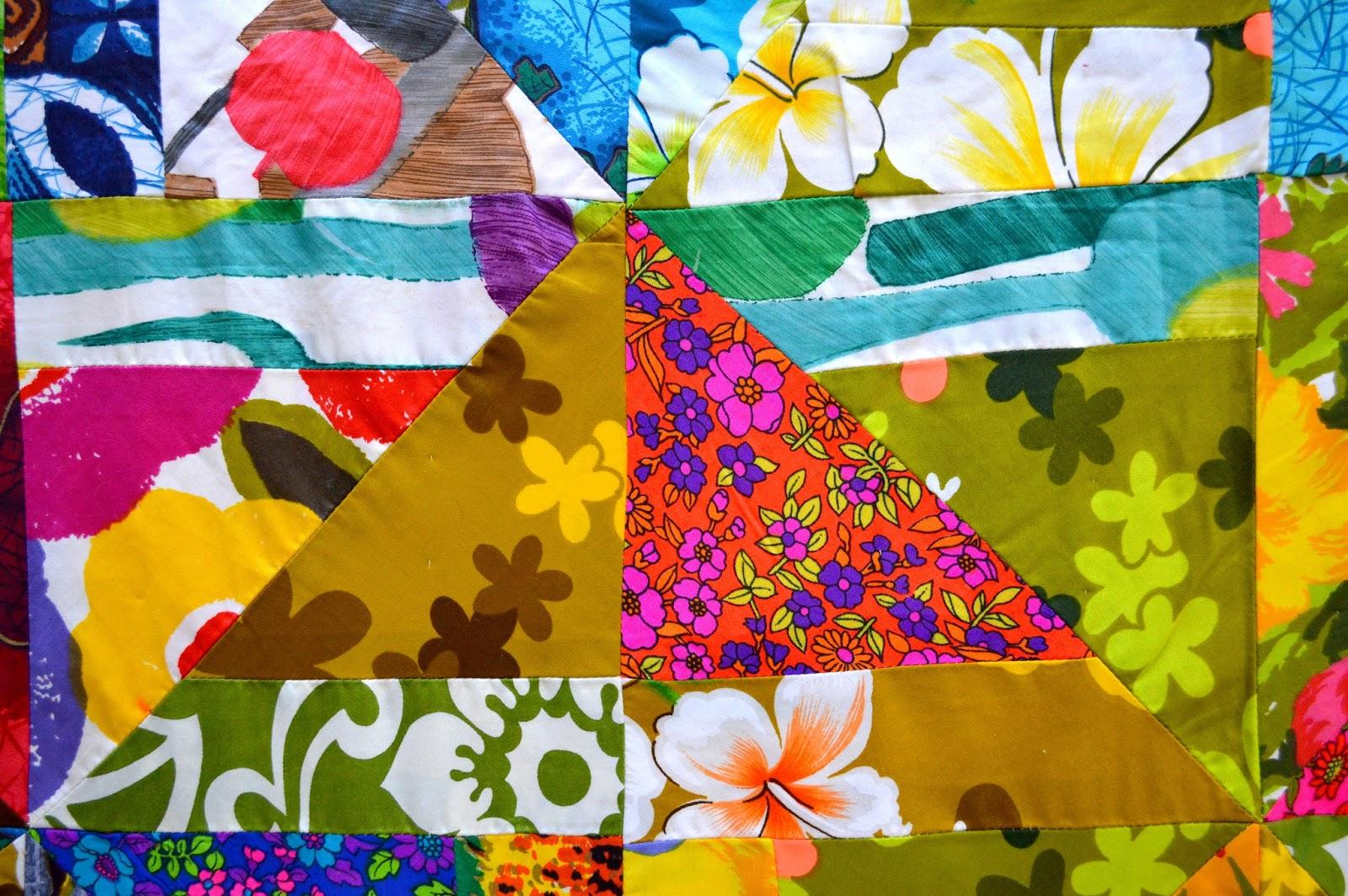 Wonkyworld: scrap quilt from Honolulu : quilt shops honolulu - Adamdwight.com