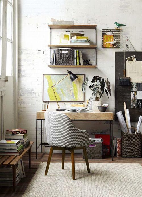 ruang kantor, rumah, kantor