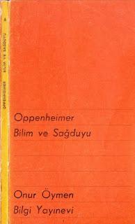J.P.Oppenheimer - Bilim ve Sağduyu