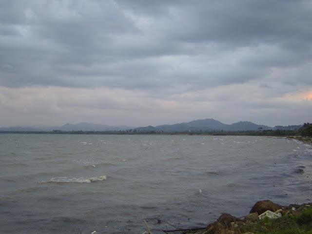 Tremenda vista desde la playa de Sabana de la Mar