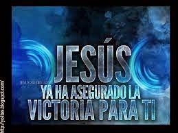CON JESÚS PODEMOS VENCER