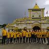 Jumat Barokah, Golkar Kepri Bagikan 1000 Paket Sajadah dan Sarung di Sumenep Madura