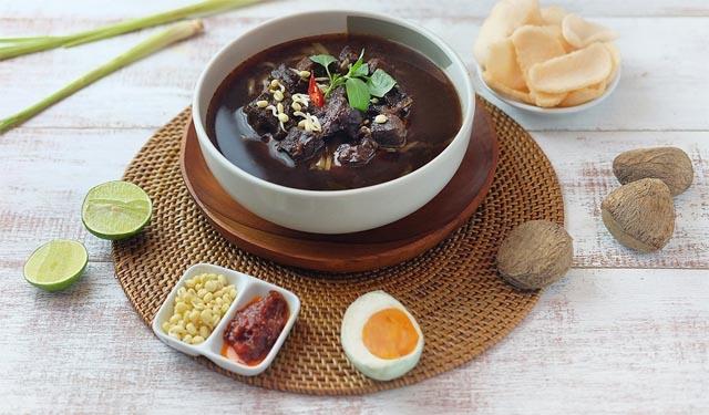 Resep Rawon Daging Khas Jawa Timur