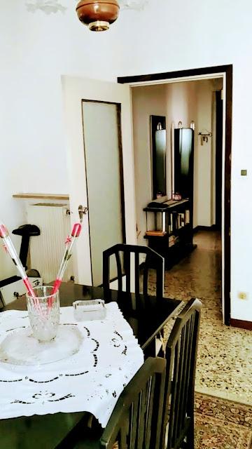 Azzano San Paolo trilocale - soggiorno