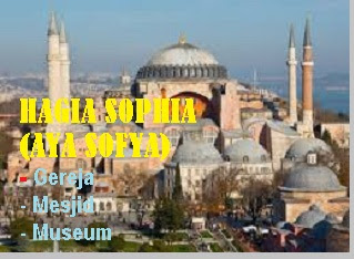 aya sofya history