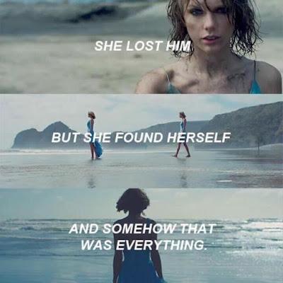 Frases inspiradoras da Taylor Swit