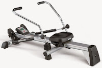 Rowing machine with arms, image, different types of rowing machines