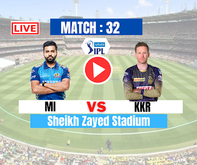 DREAM11 IPL 2020, MATCH 32: MI VS KKR, Kolkata have won the toss and have opted to bat