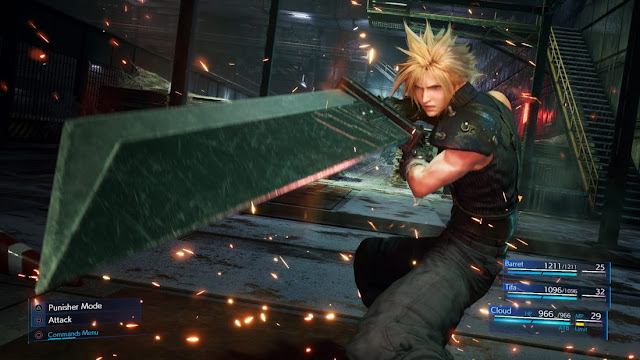 Game Final Fantasy VII Remake
