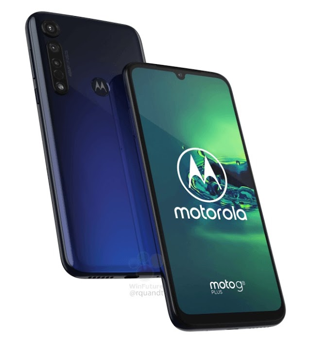 Moto G8 Plus arrives with three rear cameras on October 24