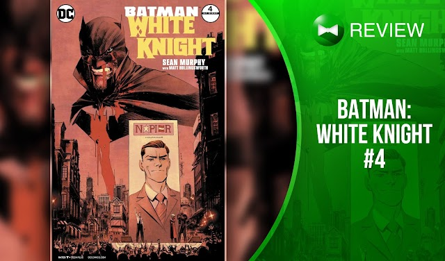 REVIEW | Batman: White Knight #4
