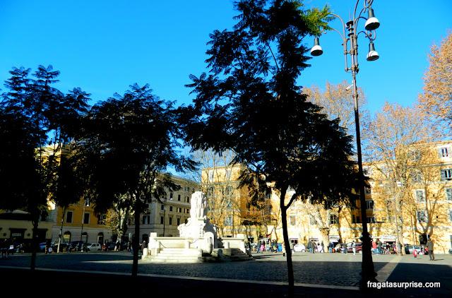 Roma, Piazza Testaccio