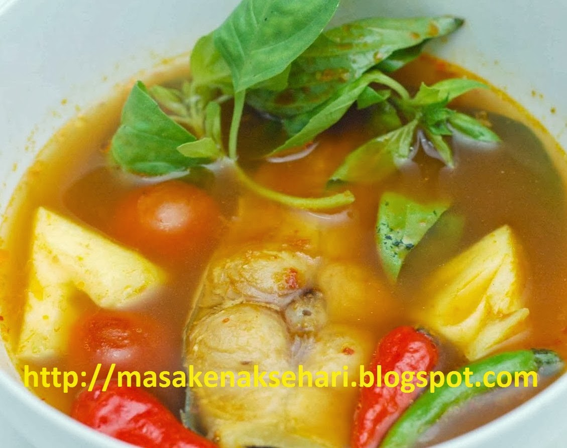 pindang ikan patin (palembang) resep resep masakan