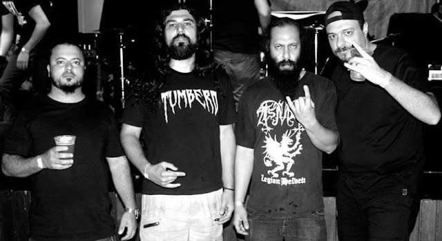 """Aberratio: banda tocará amanhã no """"XIII Passos Brutal Metal Fest"""" em Passos/MG."""