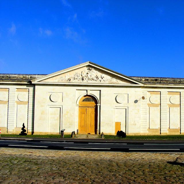 18C stables, Les Ormes, Indre et Loire, France. Photo by Loire Valley Time Travel.