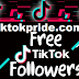 Tiktokpride.com || Benarkan Tiktokpride bisa dapatkan Followers tiktok [gratis]