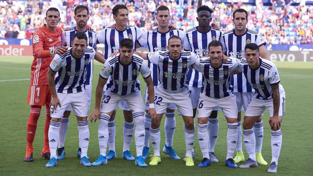 Jadwal Skuad Valladolid 2020