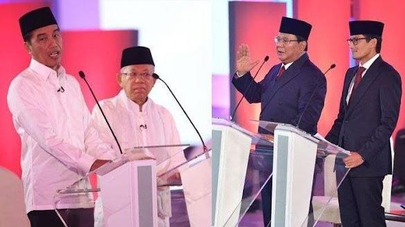 Di Debat Capres, Prabowo Ingin Naikkan Gaji PNS, Jokowi Tak Mau Setuju