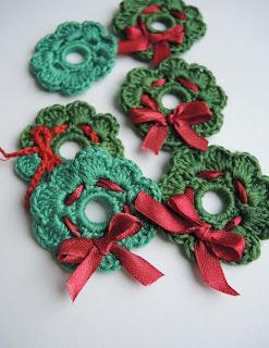 knit.jpg toy.jpg рождественский венок, вязание, вязание крючком, зеленый ручная работа, игрушки
