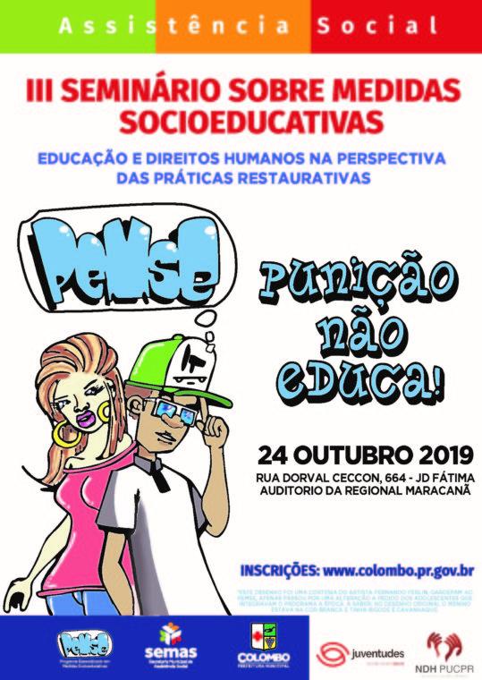 III SEMINÁRIO SOBRE AS MEDIDAS SOCIOEDUCATIVAS