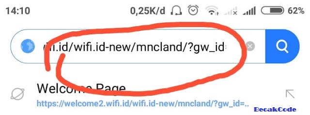 Cara Login Wifi id Gratis 2019