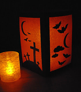 HALLOWEEN'owy Lampion DIY