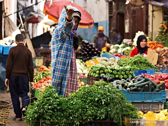 Casablanca 4 Day Itinerary Medina Market