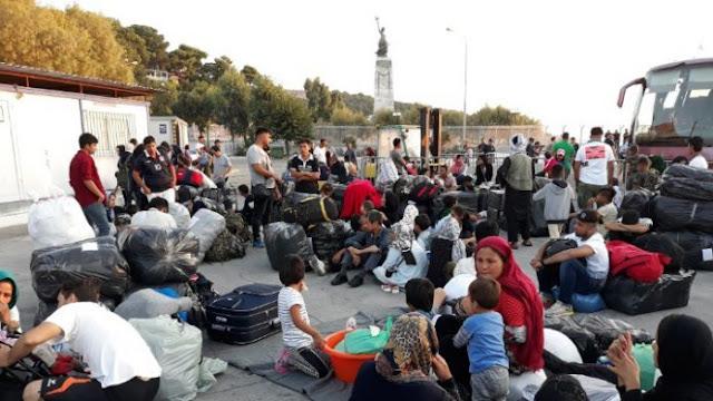 2019: Ήρθαν 60.000 λαθρομετανάστες, στείλαμε 189 στην Τουρκία