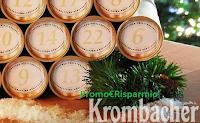 Logo Krombacher ''Calendario dell'Avvento 2019'' vinci gratis accessori casa