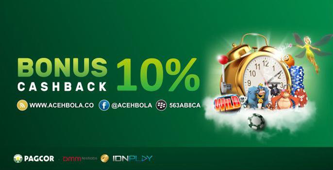 Cashback Hingga 10%