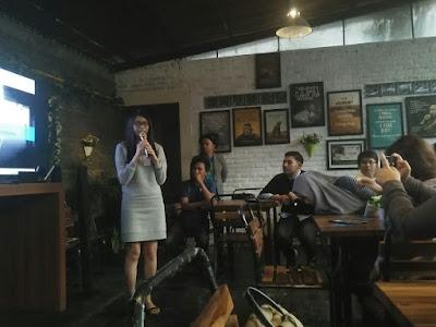 Sakuku BCA  Ajang Kopdar Blogger Sambil Bukber