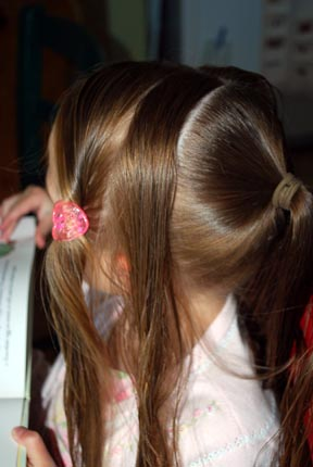how to do the alice band braid