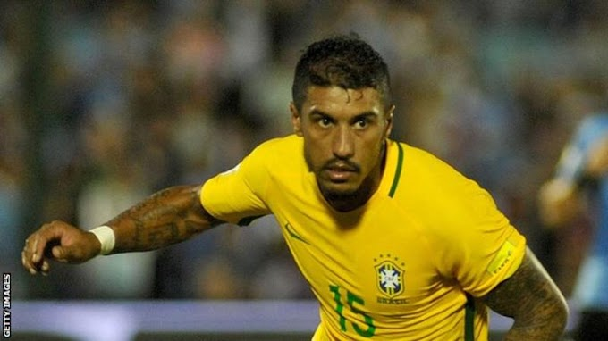 Paulinho: Barcelona agree to sign ex-Tottenham midfielder Paulinho for 40m euros