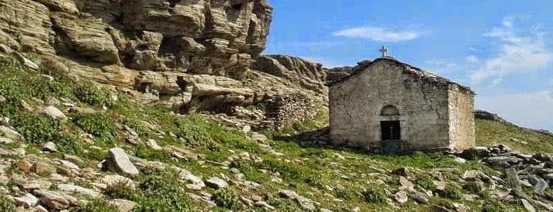 Θα τελεστεί Θεία Λειτουργία στο εκκλησάκι της «Παναγίας στο βουνό» στον Αη Νικόλα Στύρων