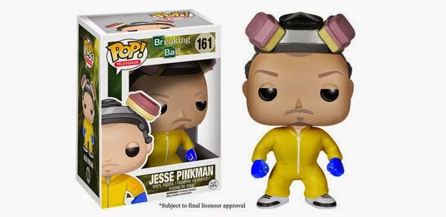 Jesse Pinkman Pop! Funko Breaking Bad